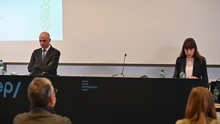 Coronavirus: Alain Berset en visite dans le canton de Vaud