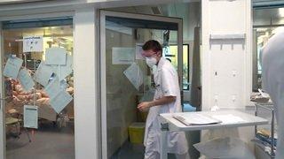 Coronavirus - Les hôpitaux romands sont presque saturés