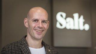 Télécommunications: Salt a mis en service son réseau 5G
