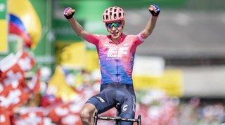 Cyclisme – Tour d'Espagne: Carthy vainqueur de la 12e étape, Carapaz en rouge