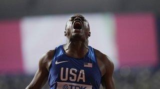 Athlétisme: Christian Coleman suspendu deux ans