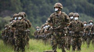 Coronavirus: l'armée suisse suspend ses cours de répétition