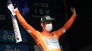 Cyclisme – Tour d'Espagne: Sam Bennett déclassé, Pascal Ackermann remporte la 9e étape