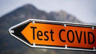 Coronavirus: un bug informatique provoque l'envoi de faux résultats négatifs en Valais