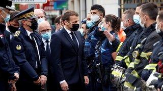 Attentat de Nice: Emmanuel Macron dénonce une «attaque terroriste islamiste»