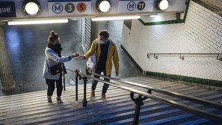 Coronavirus: la France reconfinée à partir de vendredi