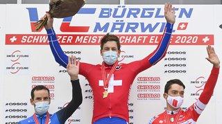 Cyclisme – Championnats de Suisse: Stefan Küng sacré pour la première fois en ligne