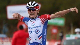 Cyclisme - Tour d'Espagne: le Français David Gaudu gagne la 11e étape