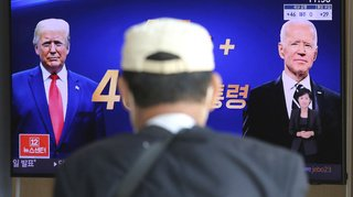 Présidentielle américaine: les 10 moments forts d'une campagne historique
