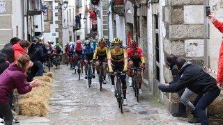 Cyclisme – Tour d'Espagne: Roglic file vers la victoire finale, le Suisse Mäder 2e de l'étape