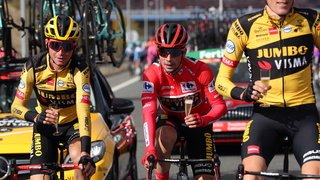 Cyclisme – Tour d'Espagne: le Slovène Primoz Roglic remporte l'épreuve