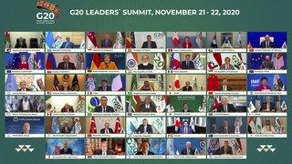 Commerce mondial: les quatre points à retenir du G20 virtuel