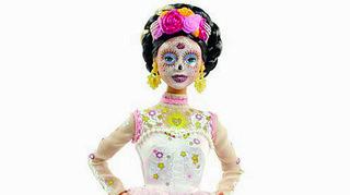 La Barbie «squelette» s'impose sur le marché