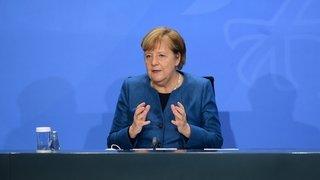 L'Allemagne reconfine le pays pour un mois