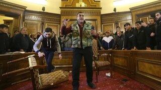 Conflit: l'Arménie perd des pans du Karabakh