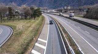 Martigny: les autoroutes A9 et A21 vont fermer ces prochaines nuits