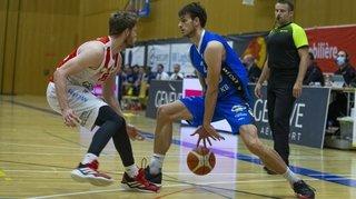 Basket: Arnaud Cotture savoure son retour «à la maison»