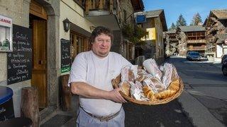 Evolène: Nicolas Métrailler, le boulanger pétri de qualités