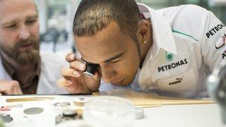 Justice: victoire de Swatch contre le pilote de F1 Lewis Hamilton