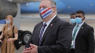 Diplomatie: Mike Pompeo dénonce le comportement «prédateur» de la Chine