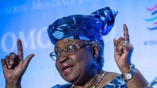 Commerce mondial: les Etats-Unis bloquent la nomination de Ngozi comme patronne de l'OMC