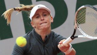 Tennis: une fausse note pour conclure la saison de Jil Teichmann