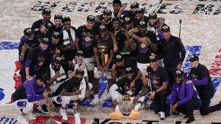 Basketball: la NBA reprendra le 22 décembre avec 72 matches en saison régulière