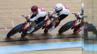 Cyclisme sur piste – Championnats d'Europe: les Suisses en bronze à Plovdiv