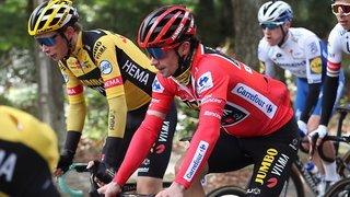 Cyclisme – Tour d'Espagne: belle journée pour Roglic, la 16e étape à Cort Nielsen