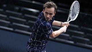 Tennis: Zverev sort Nadal et affrontera Medvedev à Paris