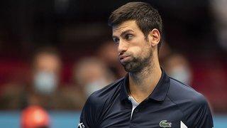 Tennis: Novak Djokovic éliminé par le 42e joueur mondial au tournoi de Vienne