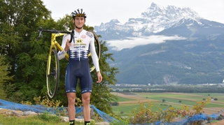 Cyclocross: Gilles Mottiez roulera sur du sable aux Pays-Bas