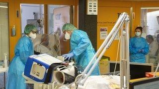 Coronavirus: sous pression, le système sanitaire valaisan risque d'opérer un «triage rampant»