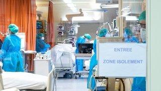 Coronavirus: le Valais passe à 175 hospitalisations