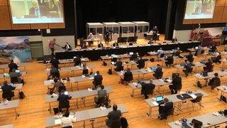Grand Conseil: l'UDC du Haut-Valais ne veut pas siéger à Martigny par crainte du coronavirus