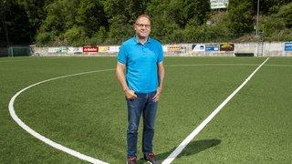 L'ancien joueur de Sion et Servette Jean-Paul Brigger quittera son poste de directeur sportif à Naters