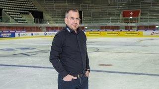 Sébastien Pico, directeur général du HC Viège: «Ce qui ne vous tue pas vous rendra plus fort»