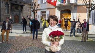 Sembrancher: Marie-Madeleine Luy veut être la présidente de tous les citoyens