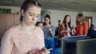 Harcèlement scolaire: un à deux élève(s) par classe concerné(s) en Valais