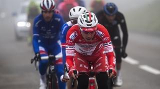 Cyclisme: «Le bronze, c'est un joli cadeau», sourit Simon Pellaud