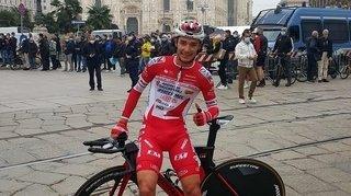 Cyclisme: «Pour mon patron, désormais, je suis Simonissimo…», sourit Simon Pellaud