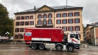 Courrier suspect: un étage du Palais du Gouvernement valaisan évacué à Sion