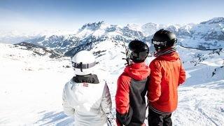 Grande boucle de grand ski