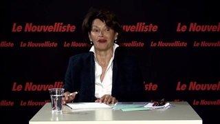Duel présidentiel à Sembrancher: Marie-Madeleine Luy face à Eric Voutaz