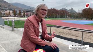 50 ans de football féminin: l'interview de la pionnière Madeleine Boll