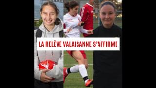 50 ans de football féminin: la relève valaisanne s'affirme