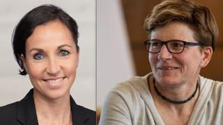 Conseil d'Etat: les Vertes Magali Di Marco et Brigitte Wolf feront ticket commun avec Reynard