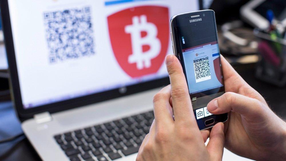 La valeur totale de tous les bitcoins en circulation dans le monde atteint 323 milliards de francs.