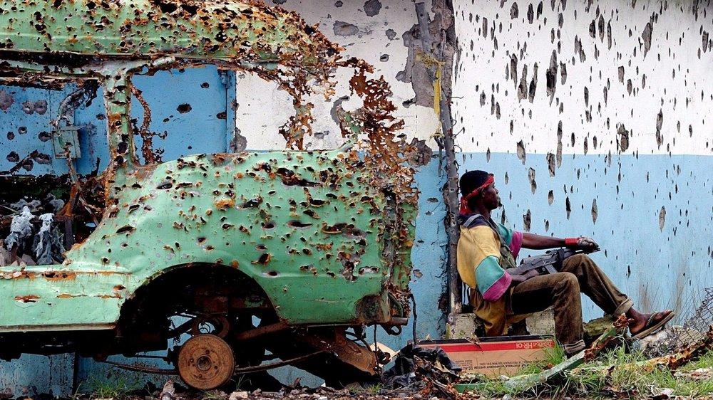 Deux guerres civiles entre 1989 et 2003 ont fait près de 300'000 morts au Liberia.