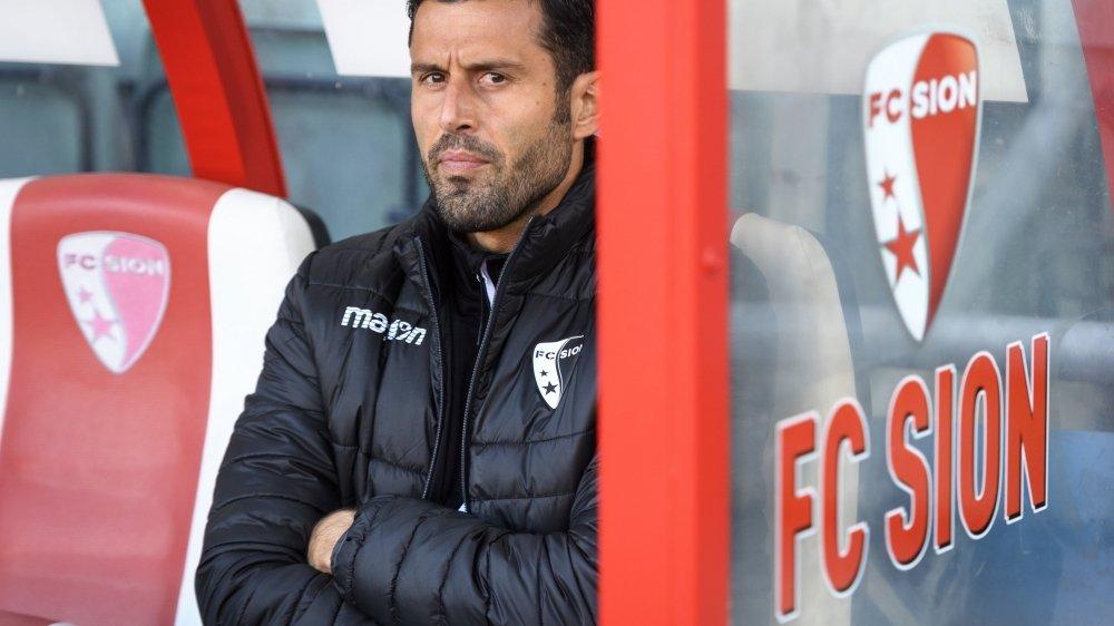 Fabio Grosso vivra son deuxième derby romand de la saison sur le banc de touche du FC Sion.